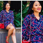 Reality star, Mpumi Mops shares amazing pictures of herself on social media. See this.