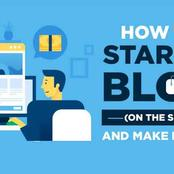 Bloggers, Checkout This Vital Things You Must Do Before Starting A New Blog