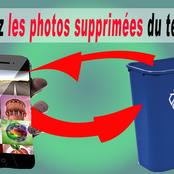Récupérez les photos supprimées par erreur sur son téléphone