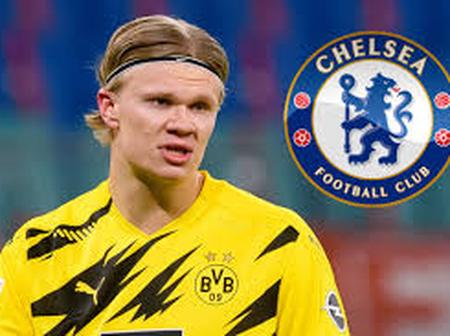 Latest: Chelsea Could Face A Huge Blow Over Erling Haaland's Transfer Demands