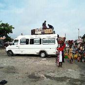 Ouangolo : un cadavre découvert dans un véhicule de transport en commun