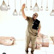 Reactions as Don Jazzy poses in new photo