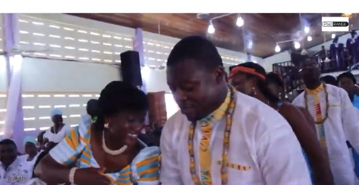 f30df52684e14612b5226a13eacd5337?quality=uhq&resize=720 - Wedding Scenes Of Kwame A-Plus's Friend, DJ Advisor Who Died Just Recently Causes Massive Stir
