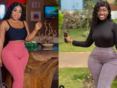 Who Looks More Beautiful Between Wendy Shay, Ahoufe Patri, Moesha And Many Of Your Favorite Stars.