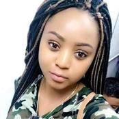 15 photos of Regina Daniels without makeup that shows she's a natural beauty