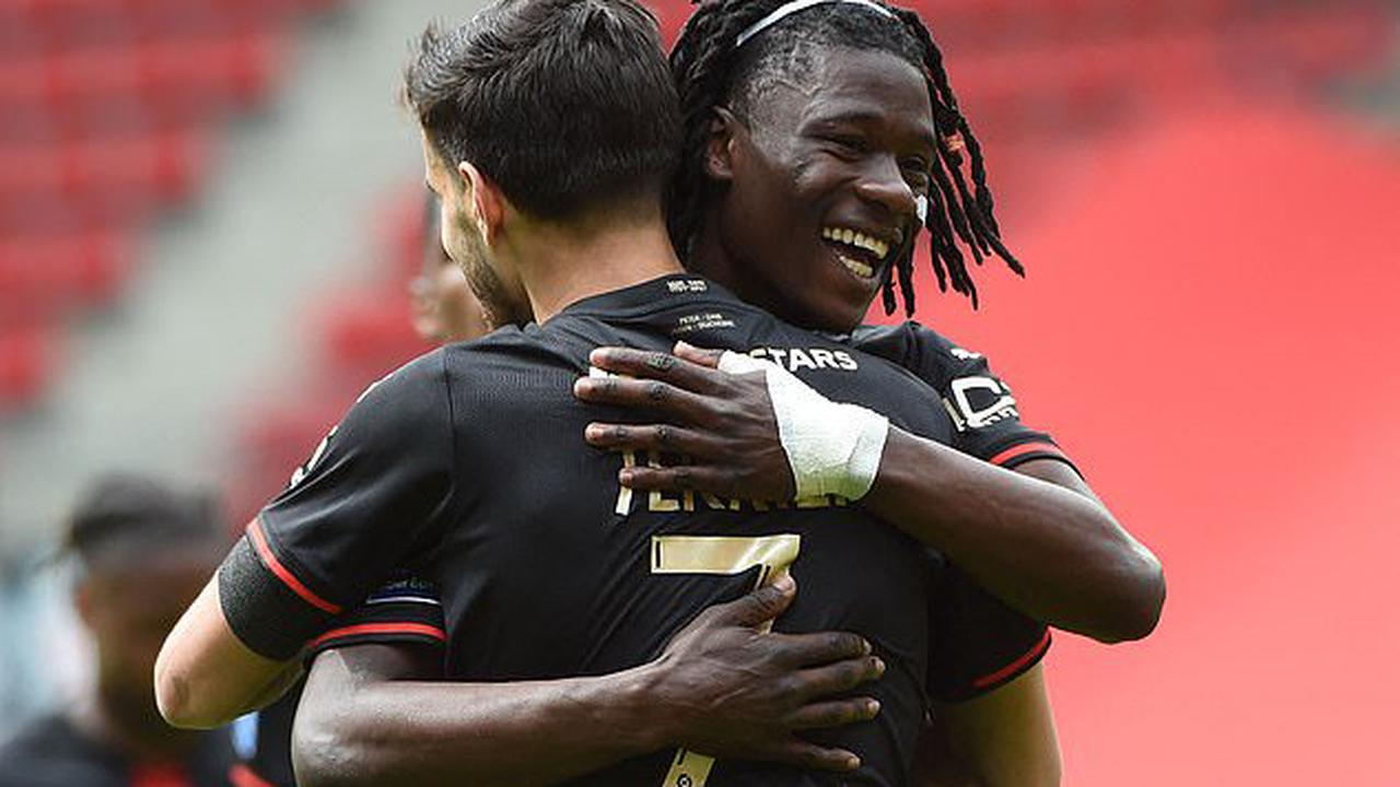 Eduardo Camavinga admits he is 'flattered' by links to Real Madrid and Bayern Munich... but the Rennes star reveals he hasn't yet decided on his future as Manchester United also monitor the teenage sensation