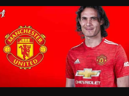 What Will Cavani  Bring To Man United Game That Has Been Lacking?