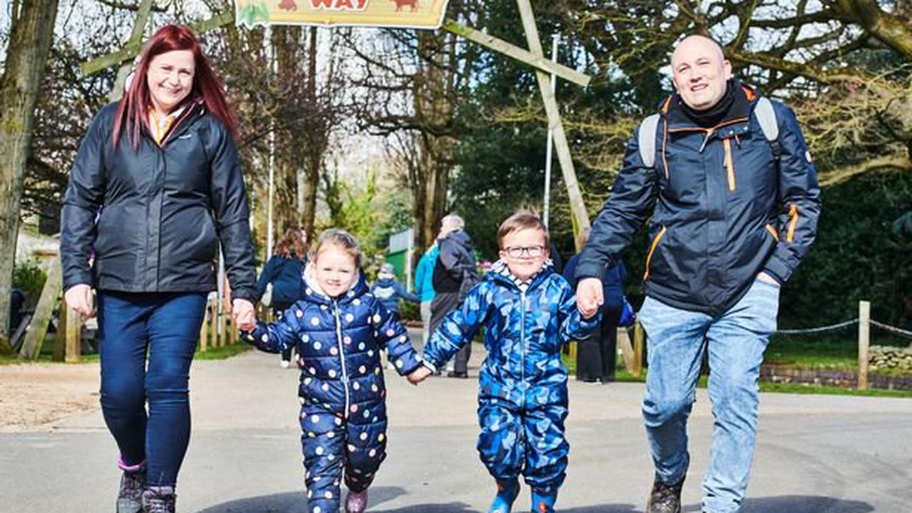 Animal fans delight as Twycross Zoo finally reopens