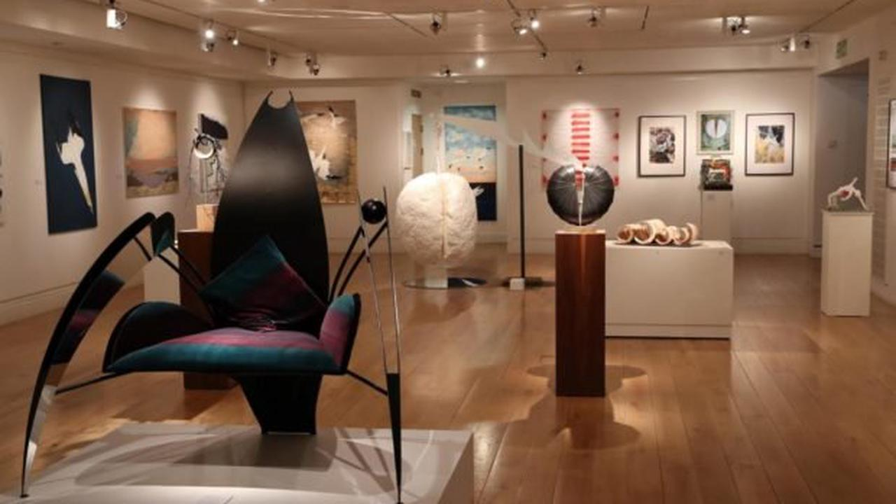 New art exhibition unveiled at Shetland Museum celebrating nature on the islands