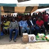 Législatives à Bin-Houyé / Danin Magloire offre un centre d'écoute pour enfants et jeunes