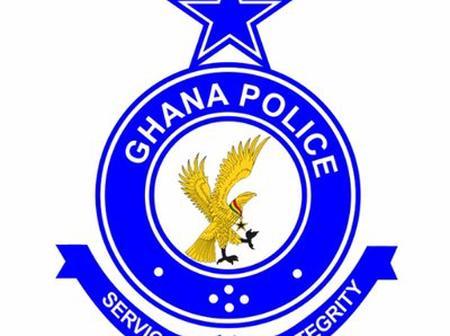 The Ghana Police Blocked Demonstration Against LGBTQI.