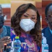 NDC Grassroots Bare Teeth At Their MPs As They Voted For Approval Of Oppong Nkrumah, Hawa & Akoto