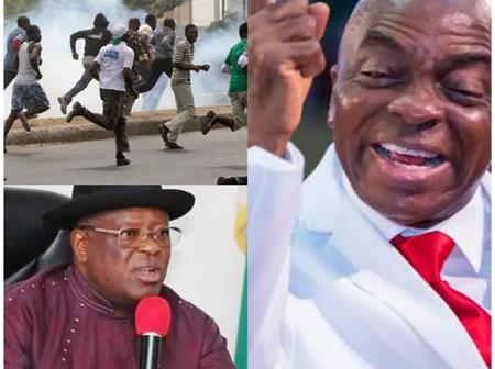Headline: Pastor Oyedepo Reveals New Prophecy,