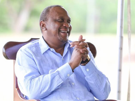 New Game Plan To Have Uhuru Extend His Term