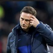 Frank Lampard Days In Chelsea May Be Over, As Club Line Up Move For Allegri