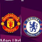 Will Manchester United win the match against Chelsea today? See stats for their last five matches