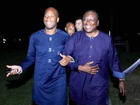 L'absence de Didier Drogba à l'accueil du corps d'hamed Bakayoko déjà critiquée par les internautes