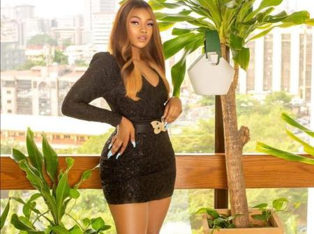 "BBNaija: ""My Heart Left My Body"" – Tacha Says After She Nearly Lost Her Instagram Page"