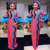 Elegant Mommas, See Some Unique Kaftan And Ankara Styles You Should Have In Your Wardrobe