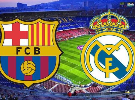El Clasico: Barcelona Vs Real Madrid Statistics And Possible Line Up