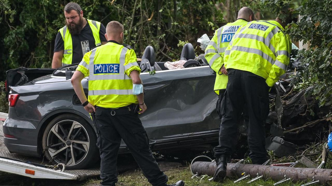 Man suffered 'critical injuries' in crash which killed two others near Wolverhampton