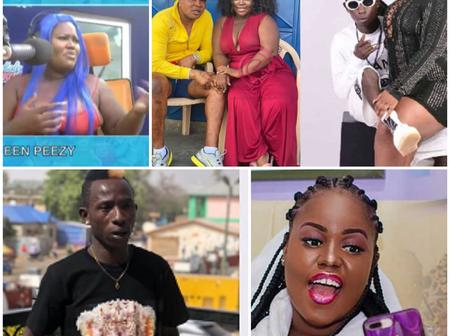 I Never Sent A Photo To Patapaa After He Married, I Was Dating Bukom Banku Even Before I Met Him
