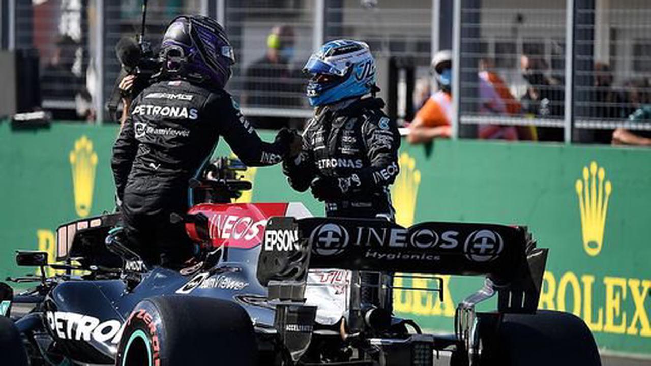 Formel 1  Vor Saison 2022: Immer schneller dreht sich das Fahrerkarussell