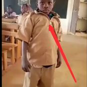 Check Out What This Boy Wore To School That Generated Reactions