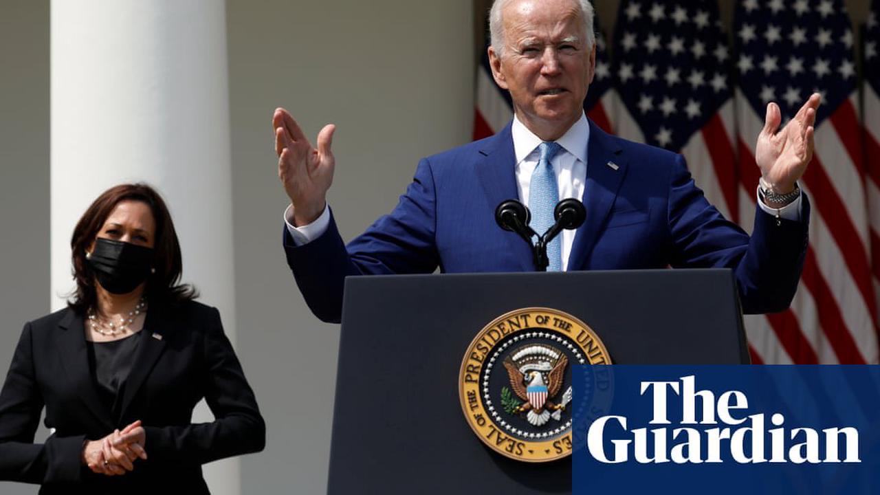 Joe Biden announces first steps to curb 'epidemic' of US gun violence