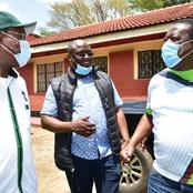 This Why Senator Wetang'ula Didn't Attend Wangamati's Mother Burial Ceremony