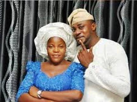 See The Beautiful Wife And Children Of Nollywood Actor Odunlade Adekola (Photos)