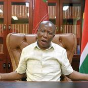 Malema Revealed What To Expect From The President's Speech See More Details