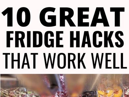 10 Best Fridge Organization Ideas That Will Save Your Sanity