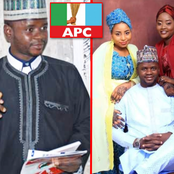 The APC Youth Leader Who Married 2 Wives On Saturday Breaks Silence, Says It's A Dream Come True