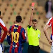 Barcelona to Appeal Lionel Messi's Ban After Receiving First Red Card in 16 Years