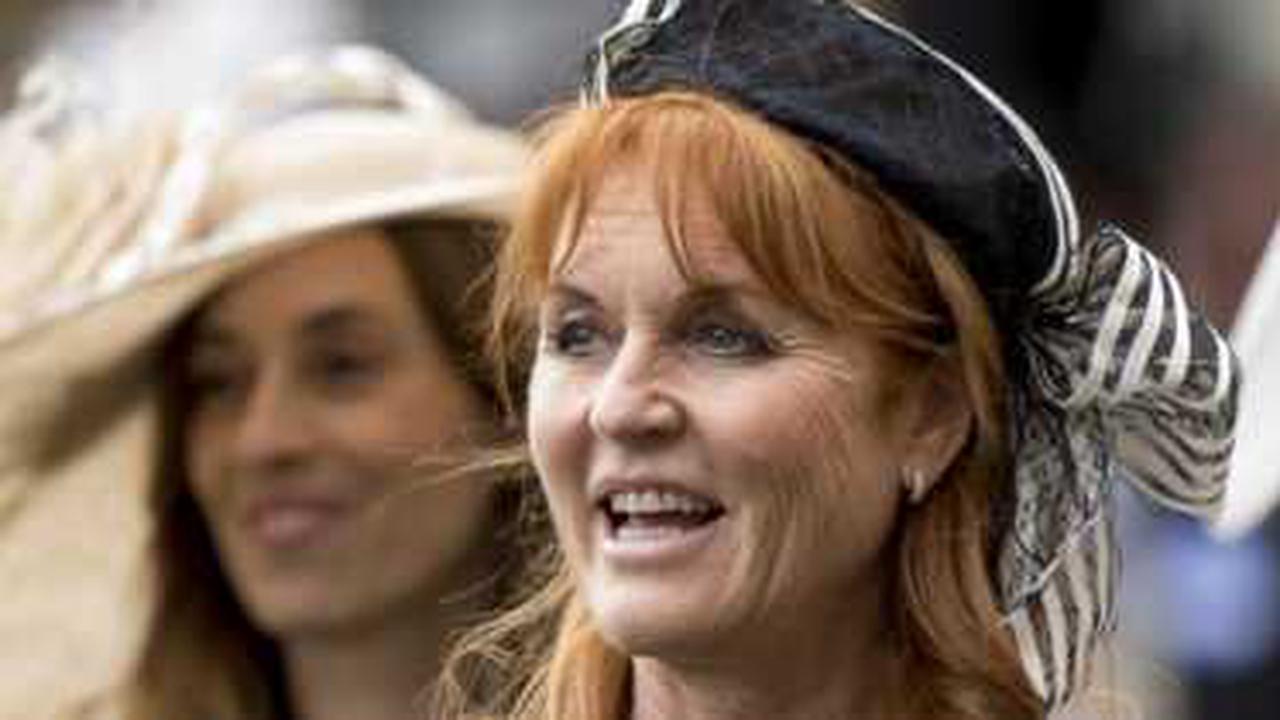Sarah Ferguson bientôt remariée au prince Andrew? Elle répond aux rumeurs