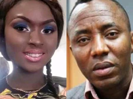Nigerian Lady Calls Out Omoyele Sowore on Twitter For Using Her Name To Apply For A Grant