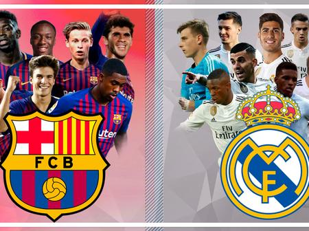 El Clasico winners: Who has won El Clasico the most - Barcelona or Real Madrid?