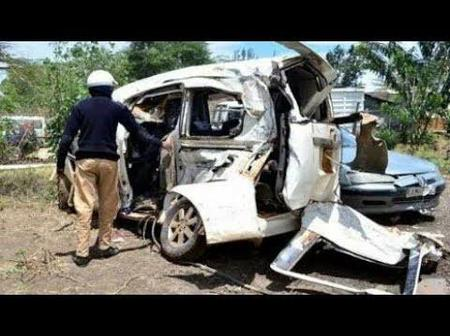 Deadly accident kills 4 family members who were going to burial of 2 relatives