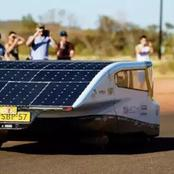 See The World's First Solar Family Vehicle