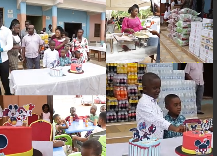 f384f8ce06ace183fa8aaa19c95c2361?quality=uhq&resize=720 - In case you missed: Photos from Tracey Boakye's sons birthday party at an Orphanage home