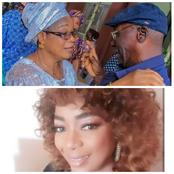 Actress Bimbo Akintola Shows Off Her Parents As She Celebrates Her Mother's Birthday(Photos)
