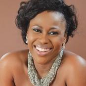 See what Nigerian actress Uche Jombo said about Manchester city.