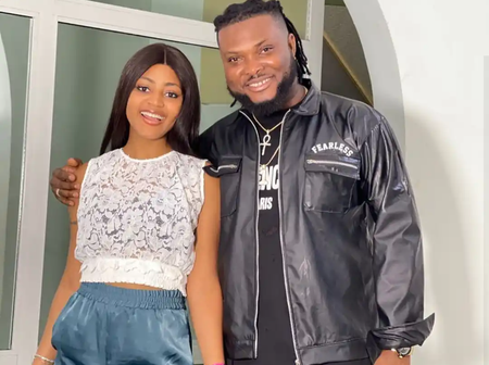 Babarex, Broda Shaggi and others reacted after Regina Daniels posed with a producer in new photos