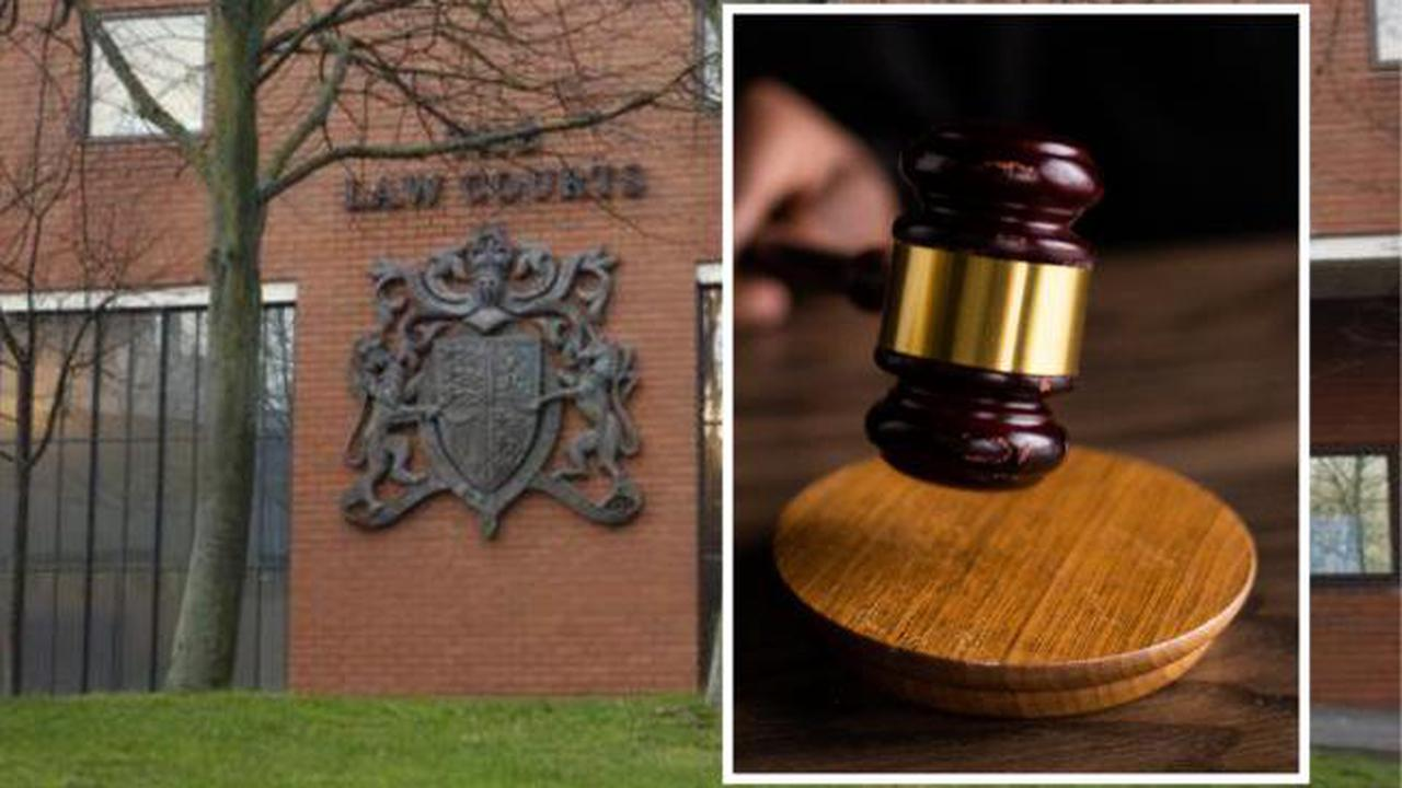Everything said by Judge Taylor as he jailed robber for 10 years