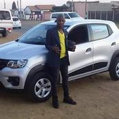 Junior Khanye Needs A Car Upgrade (Opinion).