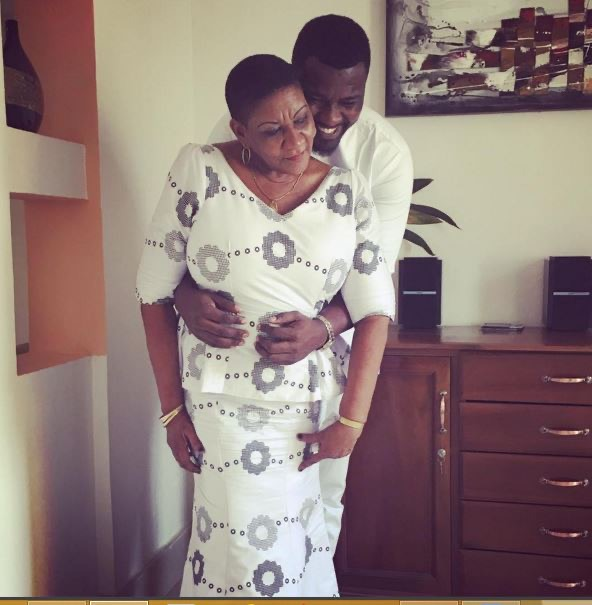 f3a508df8520411db5e27813135a31b4?quality=uhq&resize=720 - Check Out Photos Of John Dumelo's Mother Who Looks Just Like His Son