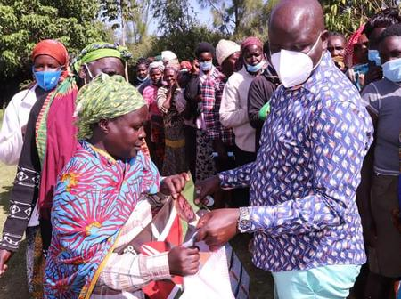 This is What Uasin Gishu County Speaker Has Done to His Residents as They Celebrated Christmas