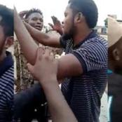 #EndSaes: Mark Angel almost beaten up by angry protesters who accused him of using them for comedy