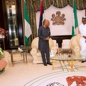 Photos Of President Buhari, Joe Biden And Other Presidents Around the World Inside Their Palaces